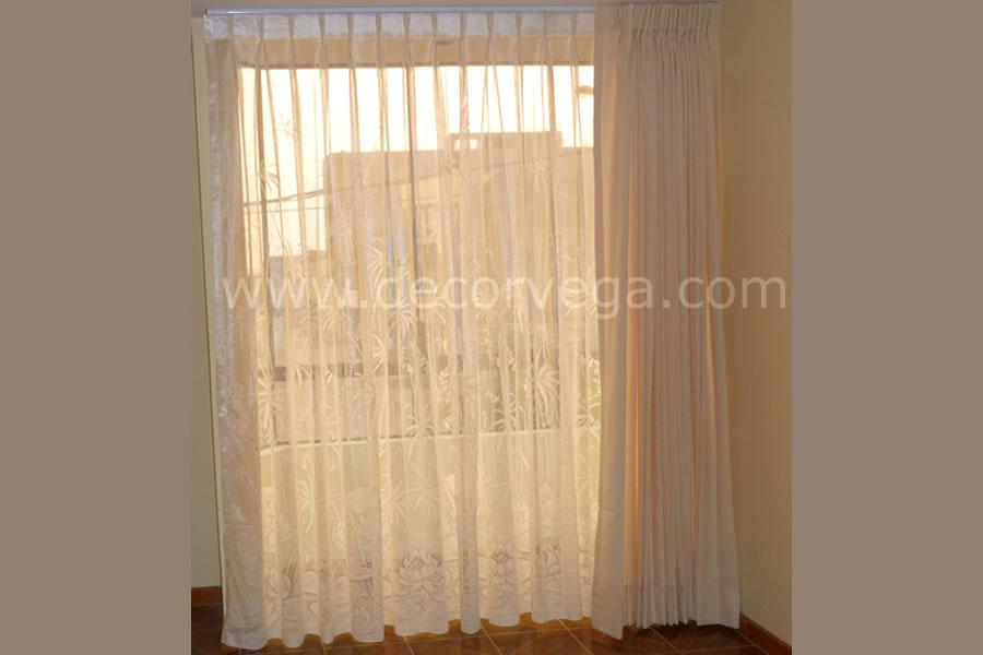 Modelos de cenefas para cortinas trendy cortinas y for Cortinas clasicas elegantes